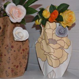 Coudre un vase déco