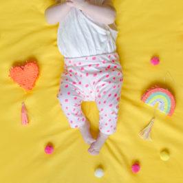 Legging pour bébé – de 3 à 24 mois
