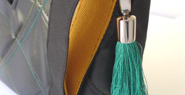 Créez des Bijoux de sacs «Couture» !