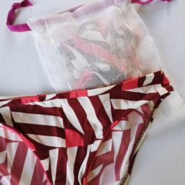 Le pochon à lingerie version zero déchet