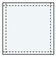 Tutoriel Mouchoirs en tissu – Couture zéro déchet