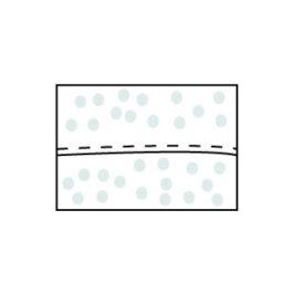 Pochette pour mouchoirs en tissu – Couture zéro déchet