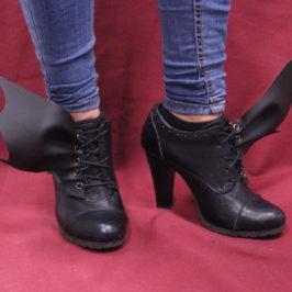 Ailes de chauve-souris pour chaussures