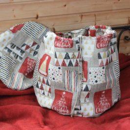Tuto Couture Spécial Noël : La Marmite Norvégienne