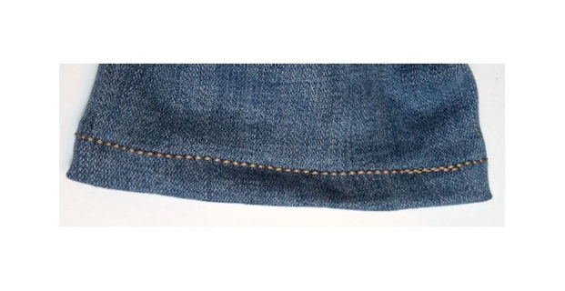 Comment refaire un ourlet de jean ?