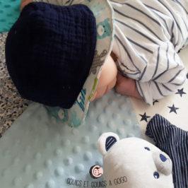Chapeau pour bébé