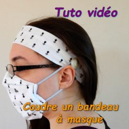 Bandeau à masque