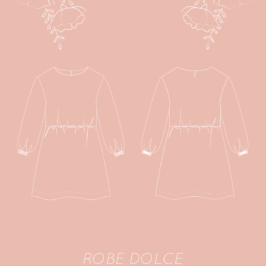 Robe Dolce By Maunamé
