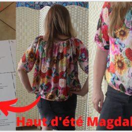 Haut d'été Magdalena