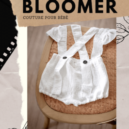 Bloomer salopette bébé