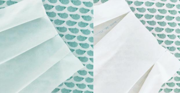 Comment faire des plis