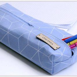 Trousse à crayons rectangulaire