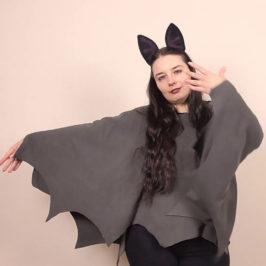 Bat Poncho