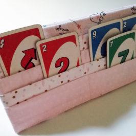 Support pour cartes à jouer