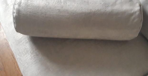 Housse pour coussin cylindrique