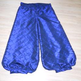 Patronage pantalon bouffant