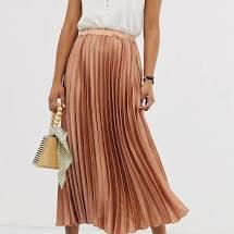 La jupe plissée simple et rapide