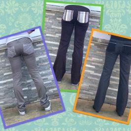 Ajouter des poches un pantalon