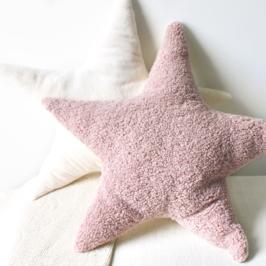 Coussin étoile