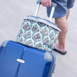 Coudre un sac à bagage